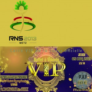 Carr VIP RNS 2013