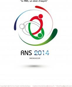 Le logo de la RNS 2014