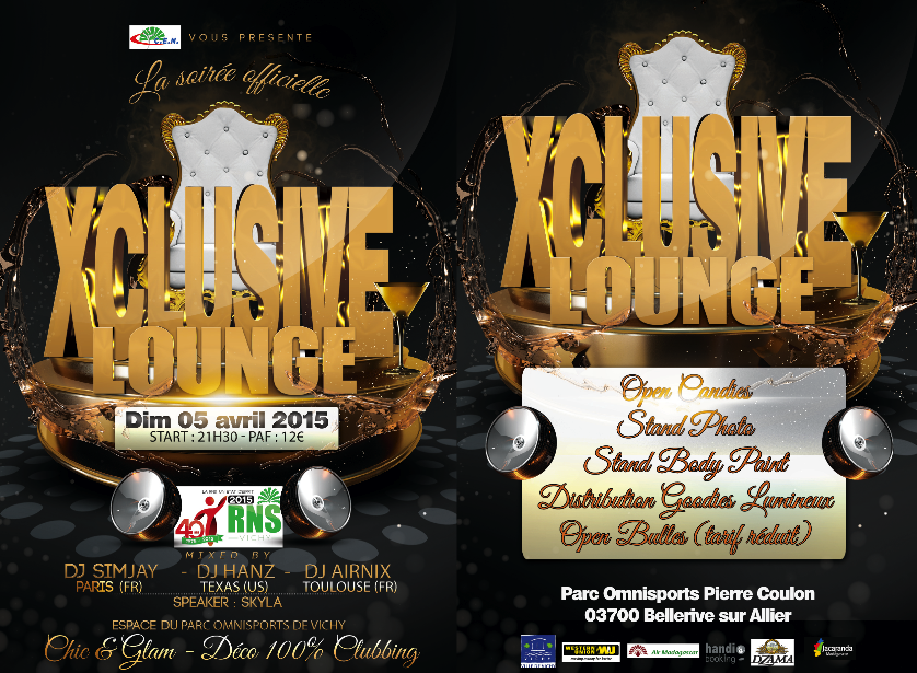 Soiree Xclusive lounge