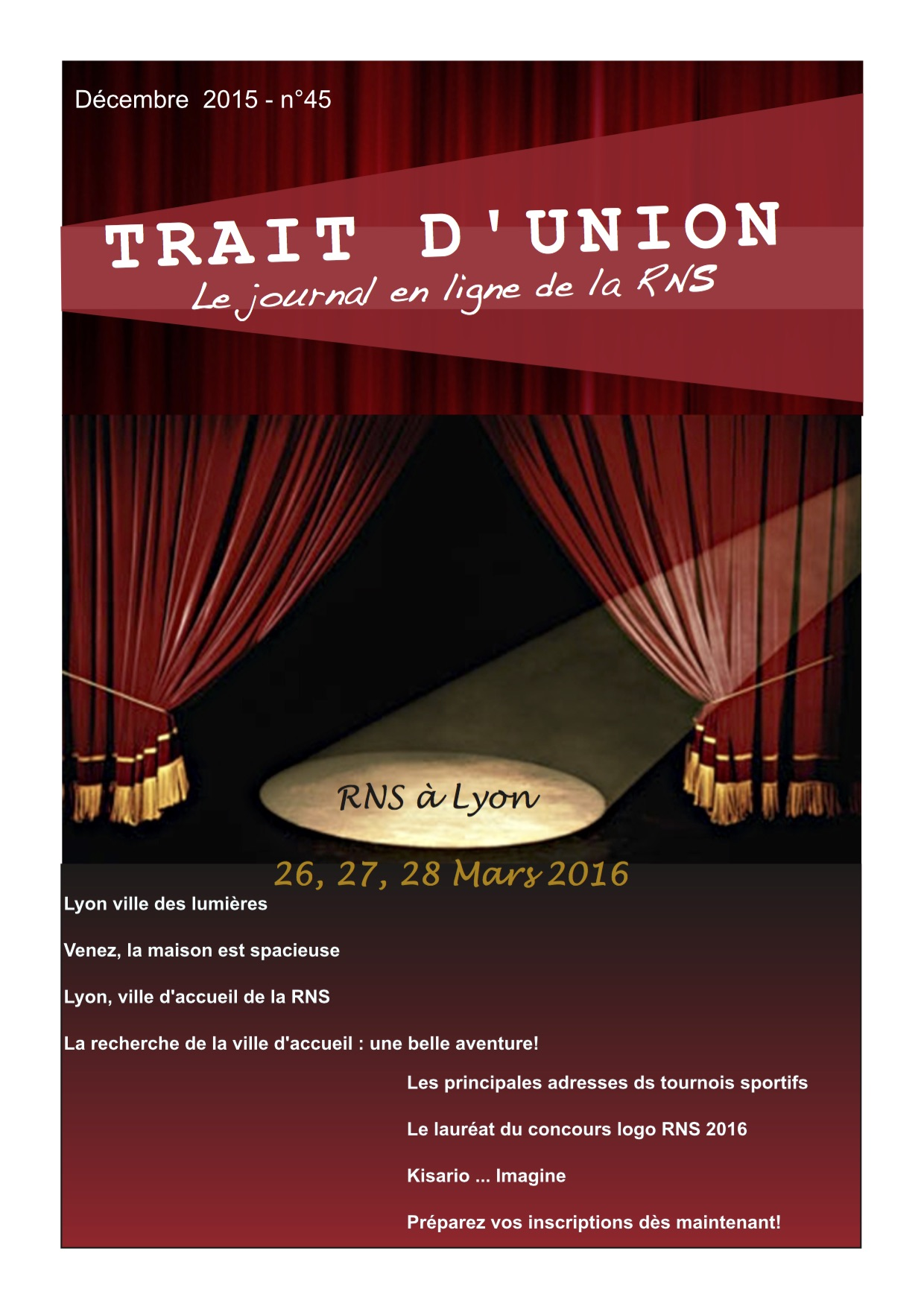 Trait d'Union 48