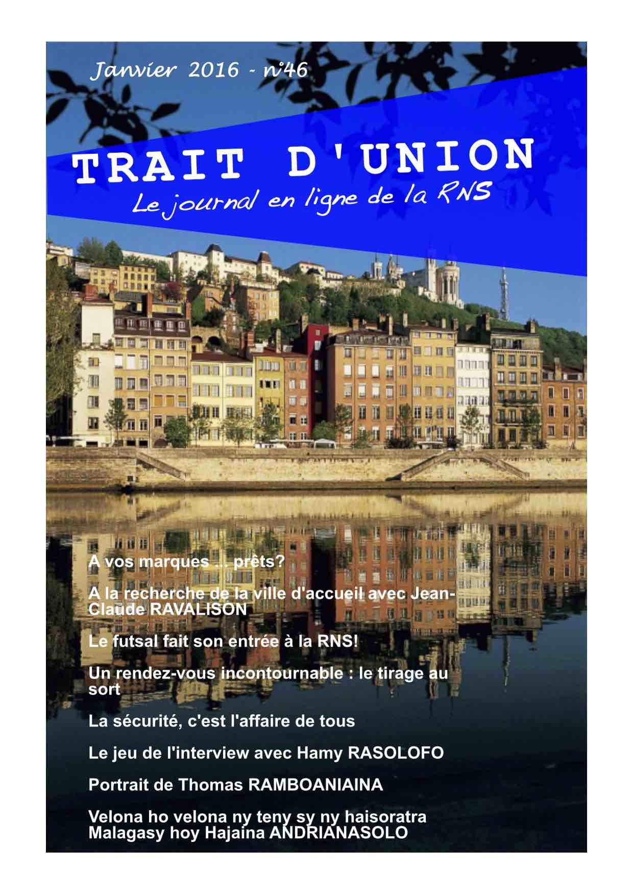 Trait d'Union 46