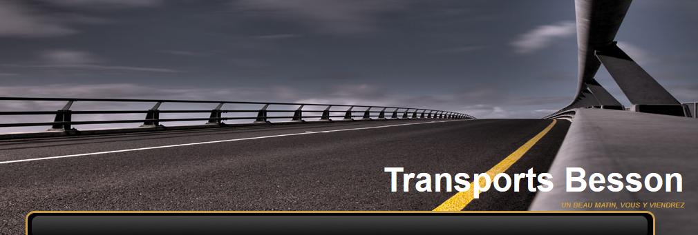 Partenaire RNS : Transport Bessonr