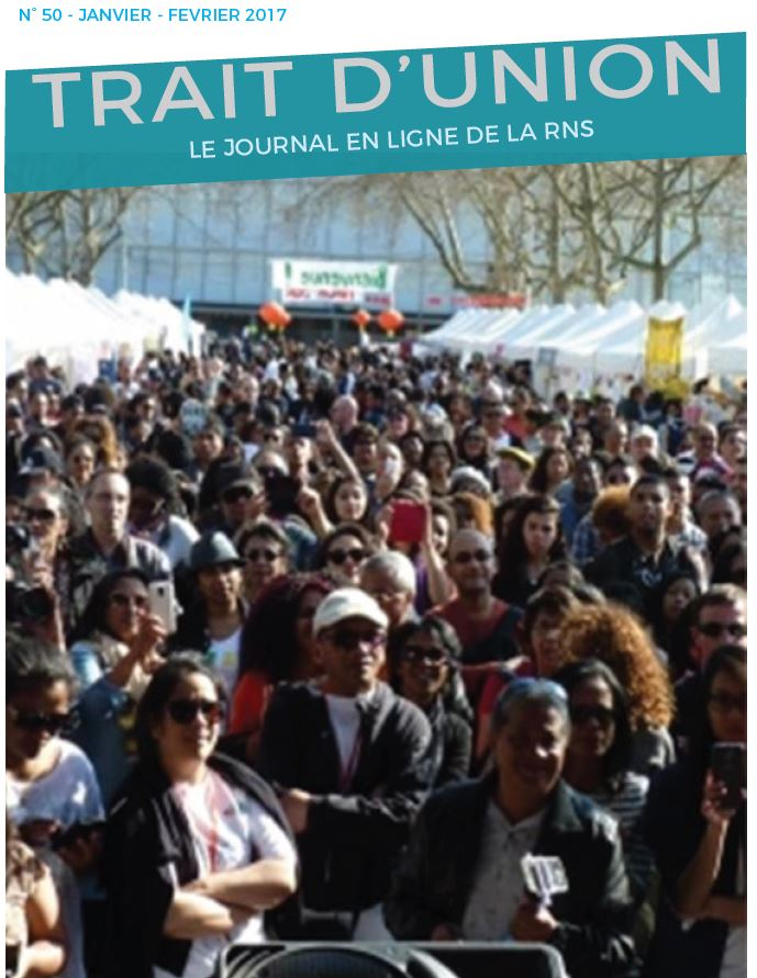 Le journal en ligne de la RNS – Trait d'Union 50