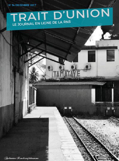 Le journal en ligne de la RNS – Trait d'Union 54