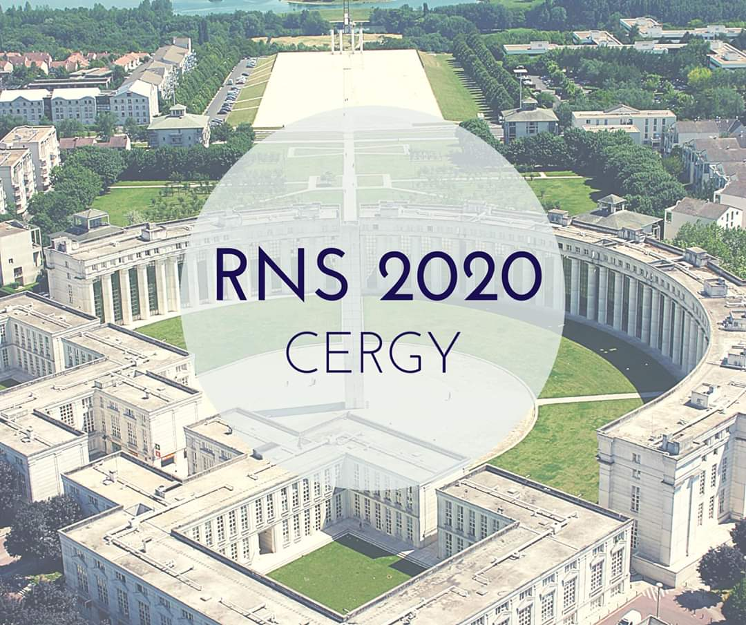 RNS 2020 à CERGY (Île de France)