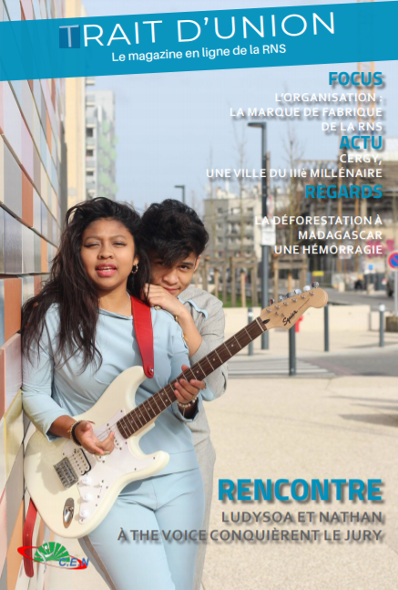 Trait-d'union n°64, le magazine en ligne de la RNS